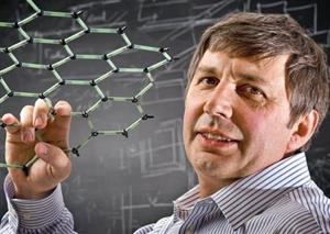 Andre Geim: graphene is only the beginning