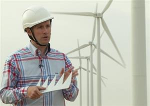 The way to more efficient, quieter wind turbines