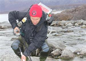 Einar Eg Nielsen – Genetically tracking farmed fish escaping into the wild