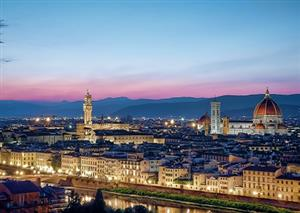 Florence: Renaissance and smart future