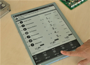 E-ink panels and blockchain-based services: new smart mobility tools tested in Spain